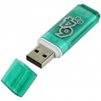 Память Smart Buy USB Flash 64GB Glossy